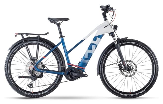 e-Trekkingbike Husqvarna E-Bicycles Cross Tourer 5 Damen 2021