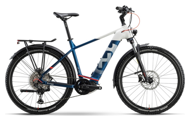 e-Trekkingbike Husqvarna E-Bicycles Cross Tourer 5 Herren 2021