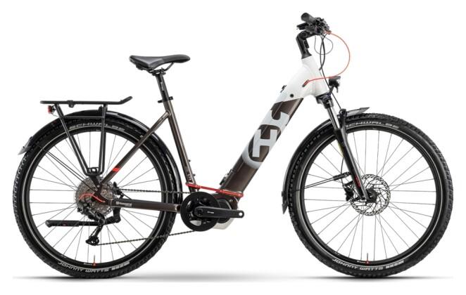 e-Trekkingbike Husqvarna E-Bicycles Cross Tourer 4 Wave 2021