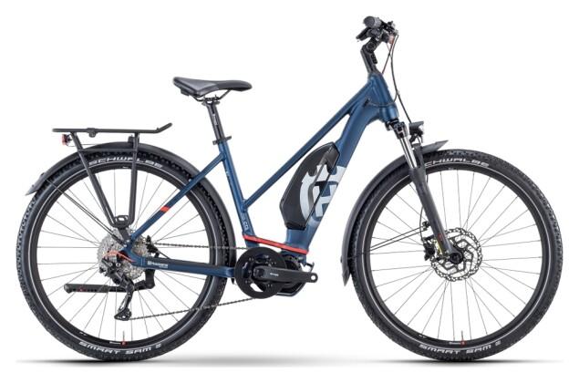 e-Trekkingbike Husqvarna Bicycles Cross Tourer 3 Damen 2021