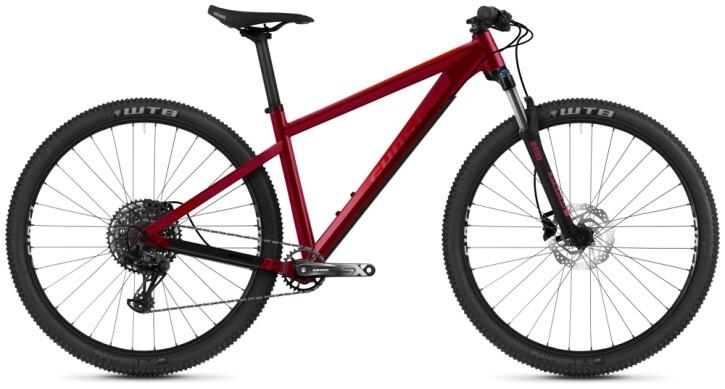 Mountainbike Ghost Nirvana Tour SF Base cherry 2021