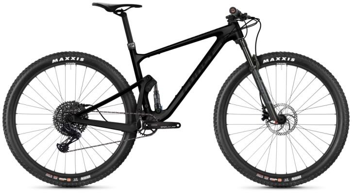 Mountainbike Ghost Lector FS SF UC U Advanced black 2021