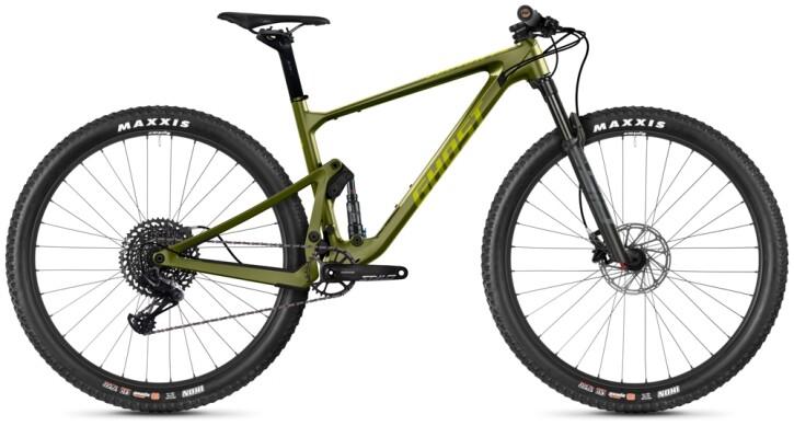 Mountainbike Ghost Lector FS SF LC U Universal 2021