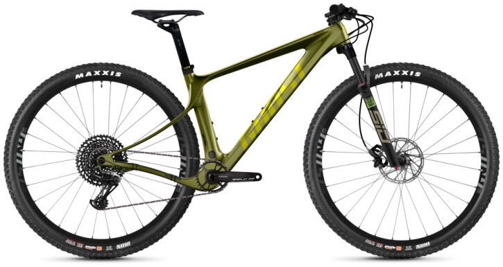 Mountainbike Ghost Lector SF LC Universal 2021