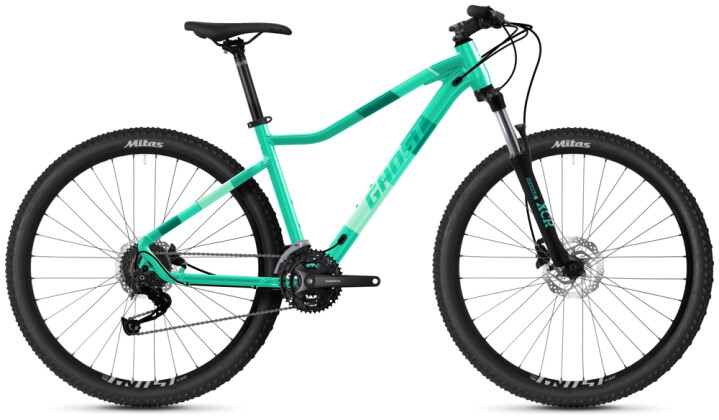 Mountainbike Ghost Lanao Universal 27.5 AL W turquoise 2021