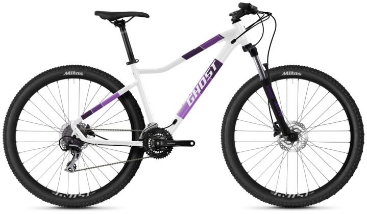 Mountainbike Ghost Lanao Essential 27.5 AL W white 2021