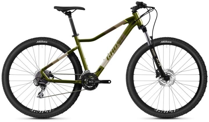 Mountainbike Ghost Lanao Essential 27.5 AL W olive 2021