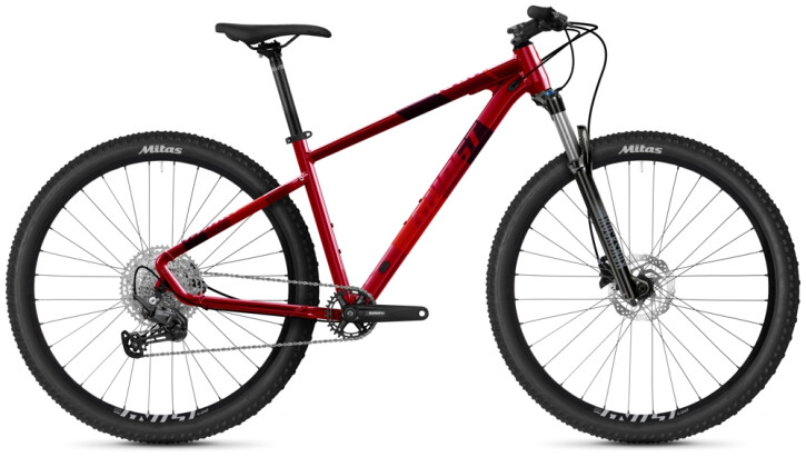 Mountainbike Ghost Kato Pro 27.5 AL U red 2021
