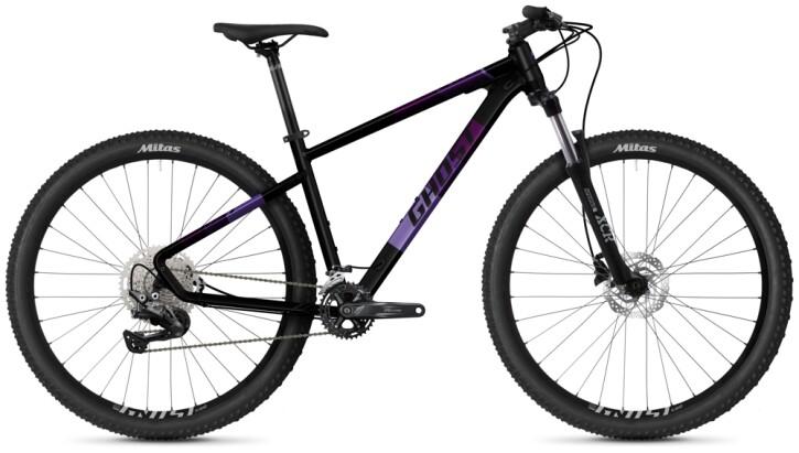 Mountainbike Ghost Kato Advanced 29 AL U black 2021