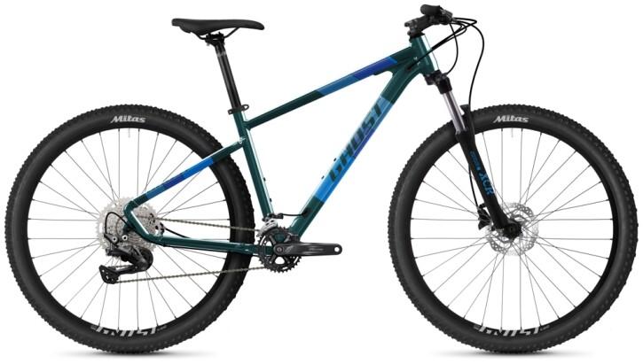 Mountainbike Ghost Kato Advanced 27.5 AL U green 2021