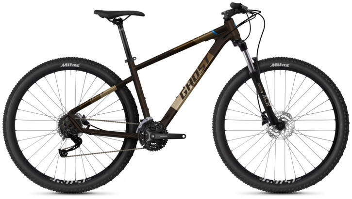 Mountainbike Ghost Kato Universal 27.5 AL U brown 2021