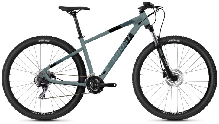 Mountainbike Ghost Kato Essential 29 AL U shark blue 2021