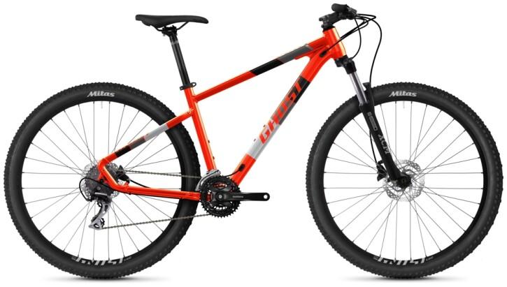 Mountainbike Ghost Kato Essential 29 AL U lava 2021