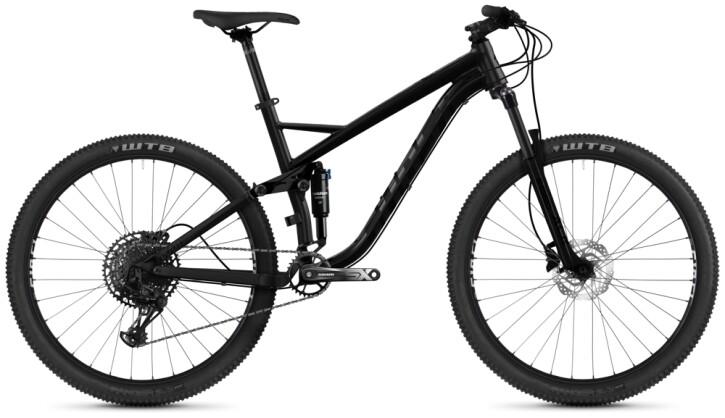 Mountainbike Ghost Kato FS Base AL U black 2021