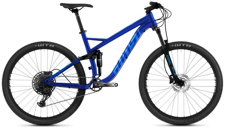 Mountainbike Ghost Kato FS Base AL U blue 2021