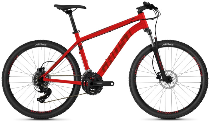 "Mountainbike Ghost Kato 26"" Base AL U red 2021"