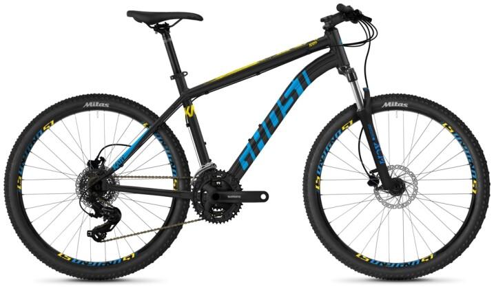 "Mountainbike Ghost Kato 26"" Base AL U black 2021"