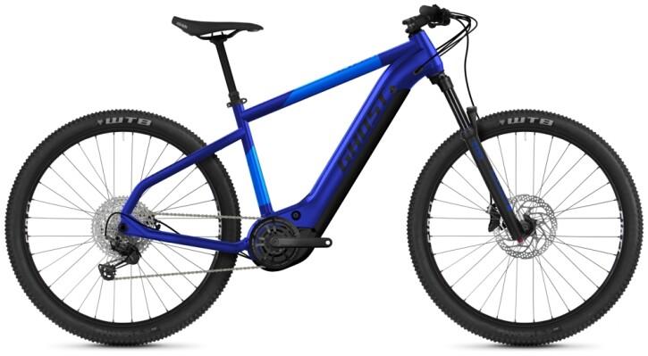 e-Mountainbike Ghost E-Teru Advanced 29 blue 2021
