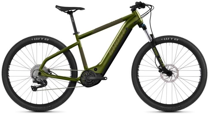 e-Mountainbike Ghost E-Teru Universal 29 olive 2021