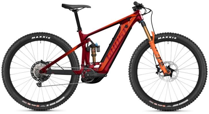e-Mountainbike Ghost E-Riot Trail CF Pro 2021