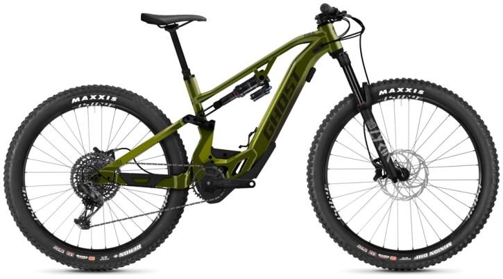 e-Mountainbike Ghost Hybride ASX Universal 160 2021