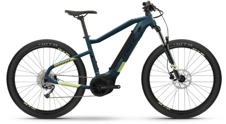 e-Mountainbike Haibike HardSeven 5 blue 2021