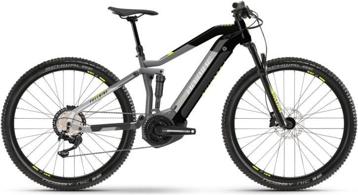 e-Mountainbike Haibike FullNine 6 grey 2021