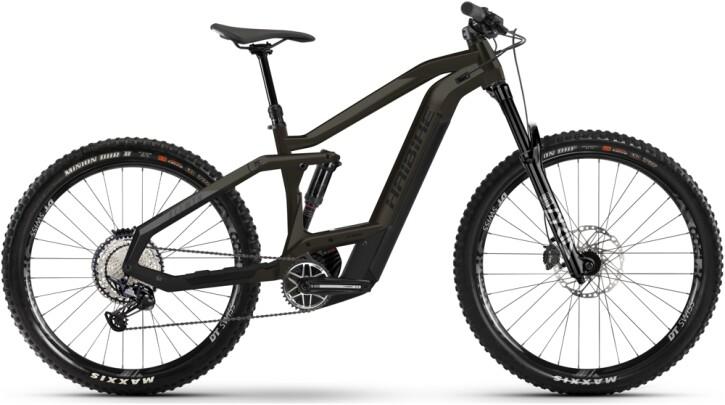 e-Mountainbike Haibike AllMtn 5 2021