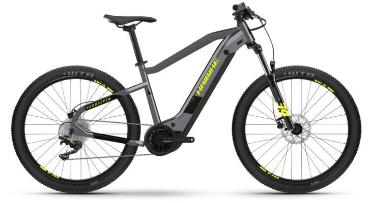 e-Mountainbike Haibike HardSeven 6 grey 2021