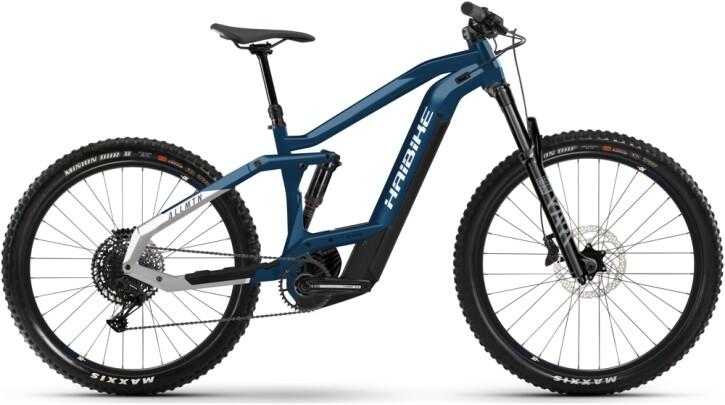 e-Mountainbike Haibike AllMtn 3 blue 2021