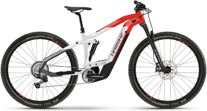 e-Mountainbike Haibike FullNine 9 grey 2021