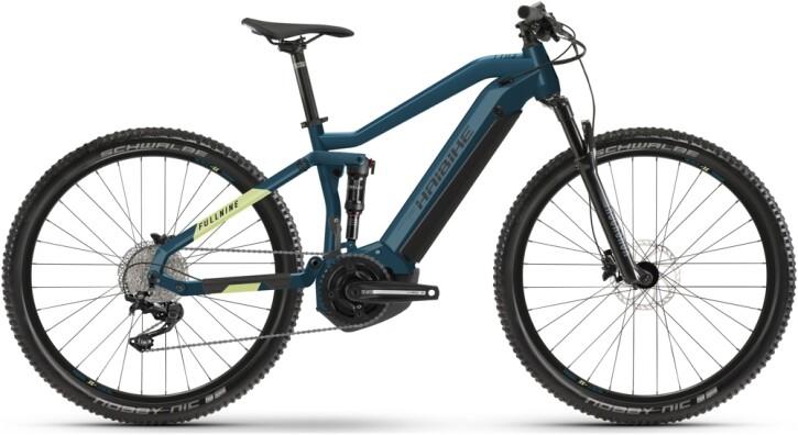 e-Mountainbike Haibike FullNine 5 2021