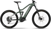 e-Mountainbike Haibike AllMtn 6 green