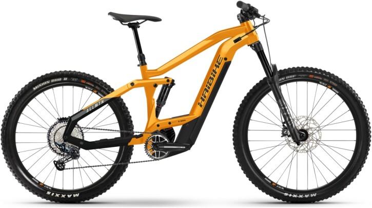 e-Mountainbike Haibike AllMtn 4 black 2021