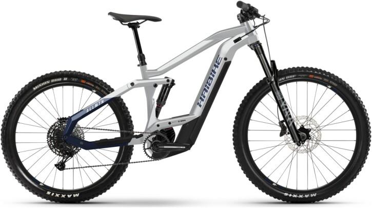 e-Mountainbike Haibike AllMtn 3 white 2021