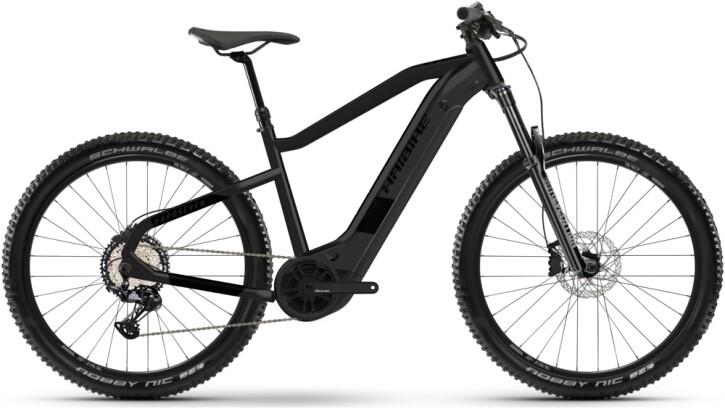 e-Mountainbike Haibike HardSeven 8 black 2021