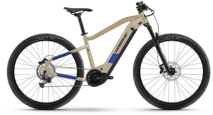 e-Mountainbike Haibike HardNine 7 coffee 2021