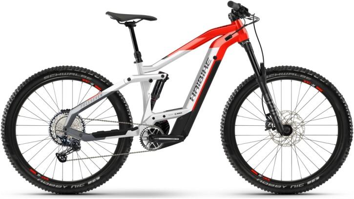 e-Mountainbike Haibike FullSeven 9 grey 2021