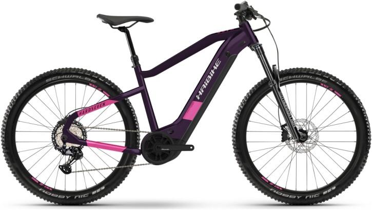 e-Mountainbike Haibike HardSeven 8 indigo 2021