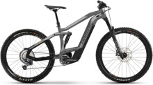 e-Mountainbike Haibike AllMtn 4 grey