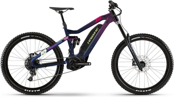 e-Mountainbike Haibike Dwnhll 2021