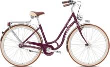 Citybike Diamant Topas Deluxe SCH Purpur