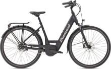 e-Citybike Diamant Beryll Deluxe+ TIE Tiefschwarz
