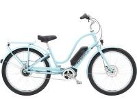 e-Citybike Electra Bicycle Townie Go! 5i Step-Thru Glacier Blue