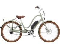 e-Citybike Electra Bicycle Townie Go! 5i Step-Thru Green Tea