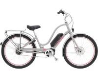 e-Citybike Electra Bicycle Townie Go! 5i Step-Thru Cloud Grey