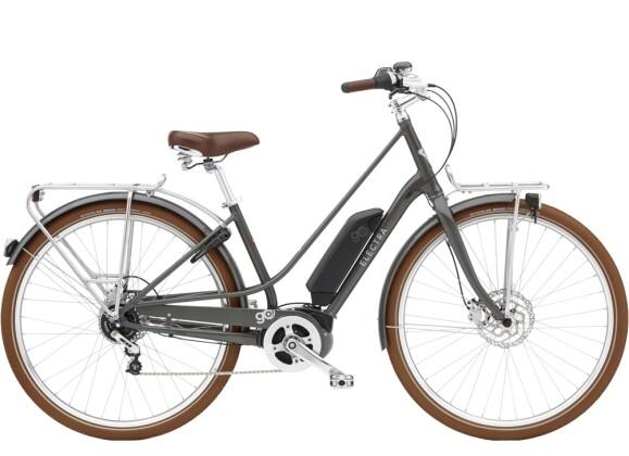 e-Trekkingbike Electra Bicycle Loft Go! 5i Step-Thru 500Wh Portobello 2021
