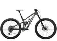 Mountainbike Trek Slash 8 Anthrazit/Schwarz