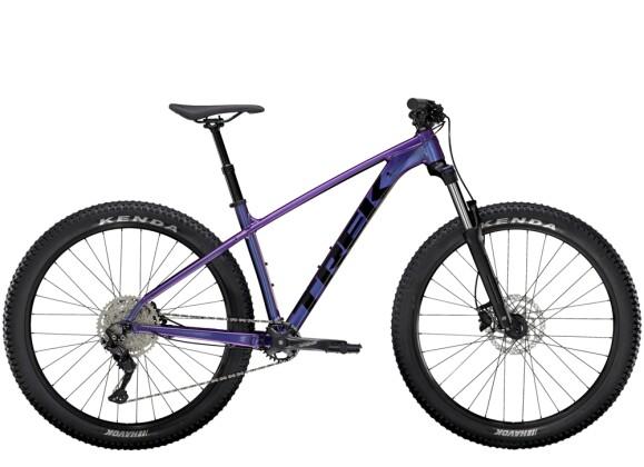 Mountainbike Trek Roscoe 6 Lila/Schwarz 2021