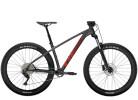 Mountainbike Trek Roscoe 6 Anthrazit/Rot